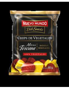 Chips de Vegetales Nuevo...