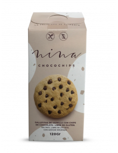 Galletitas Nina Chocochips...